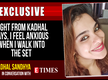 Right from Kadhal days, I'd feel anxious while walking in to the set: Sandhya