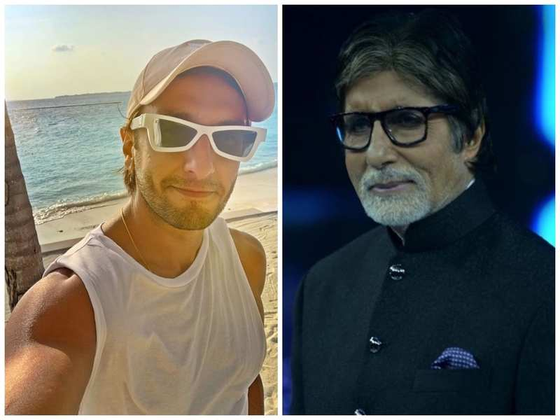 Picture Courtesy: Ranveer Singh, Amitabh Bachchan Instagram