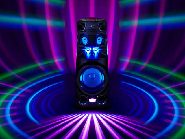 Sony launches party speakers, price starts at Rs 16,990