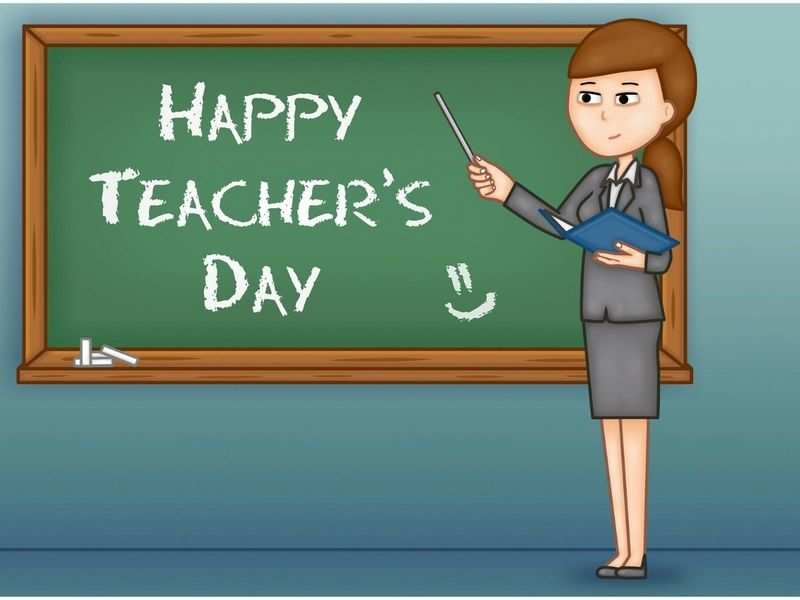 Happy Teachers' Day 2020: Images, Quotes, Wishes, Messages, Greetings,  Cards, Pictures, Photos and GIFs - Times of India