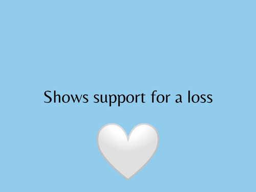 The mean heart does emoji blue what Heart Emoji