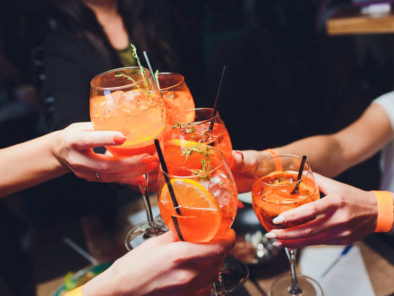 Delhi restaurants are now gearing up to serve alcohol at their outlets from September 9  (photo for representational purposes)