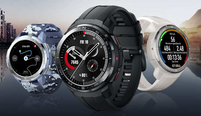 Honor Watch GS and Honor Watch ES launched at IFA 2020
