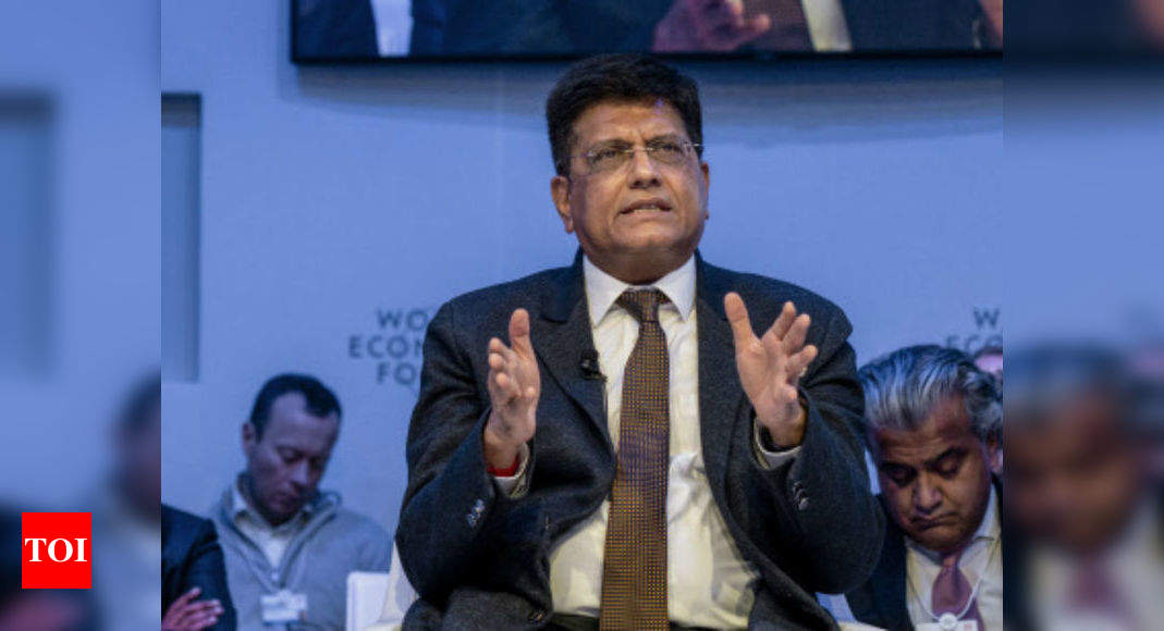Piyush Goyal asks auto firms to reduce royalty payments to their parent companies – Times of India