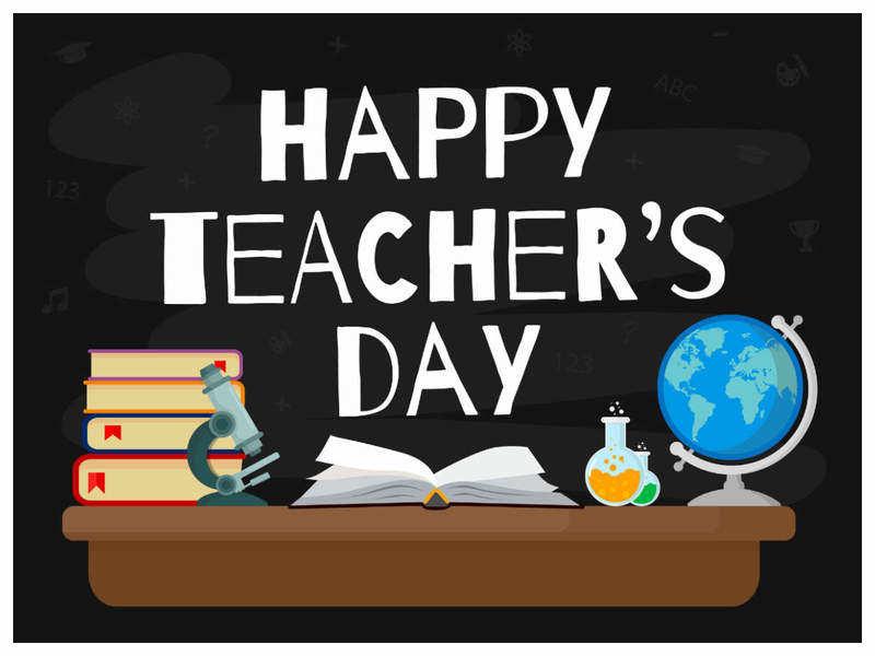 Happy Teachers' Day 2020