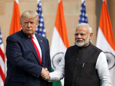 US happy to help in China-India border dispute, Trump says