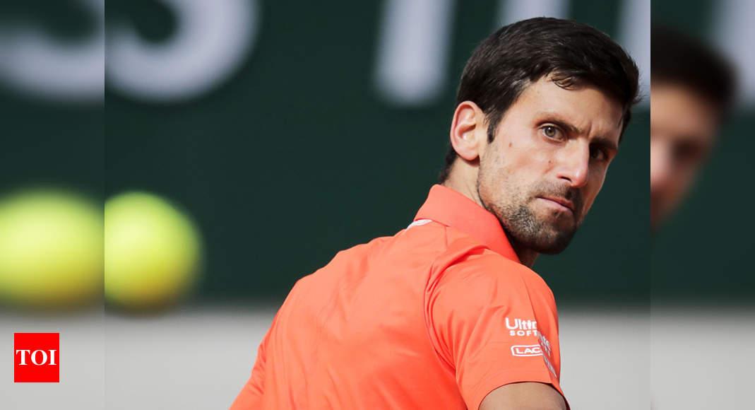 Novak Djokovic Novak Djokovic Says Women To Be Part Of New Players Association Tennis News Times Of India