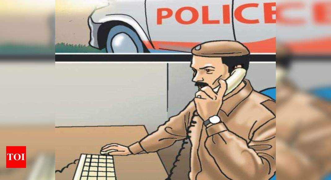 Man held for looting pilot booked under MCOCA