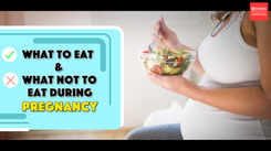What to eat and what not to eat during pregnancy