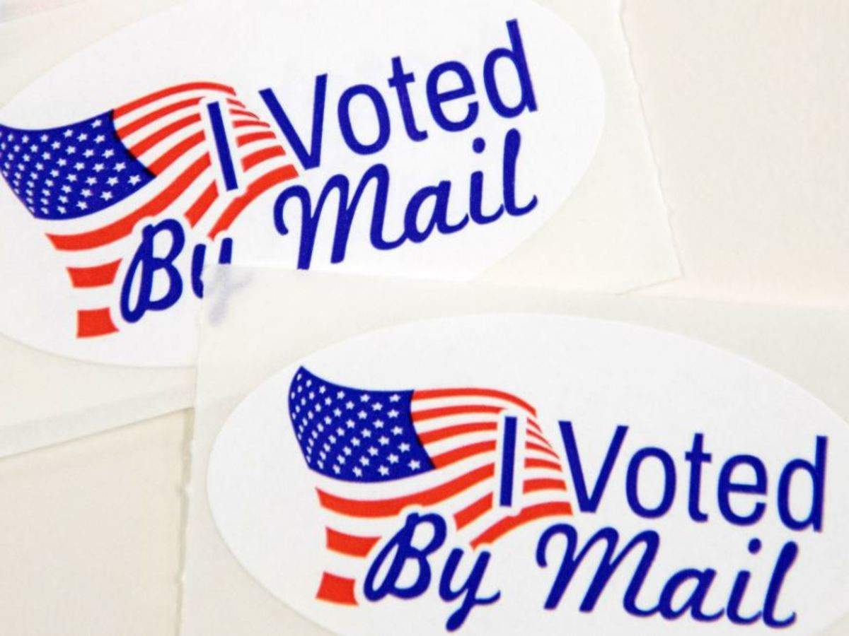 What Is Mail In Voting And How Does It Work World News Times Of India
