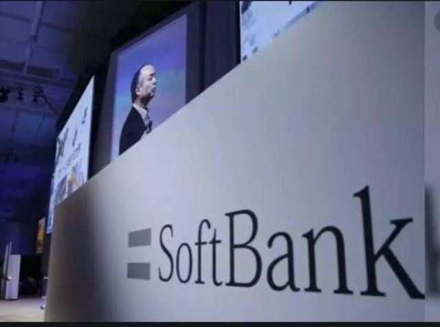 SoftBank shares slide 5% after news on tech stock options bet
