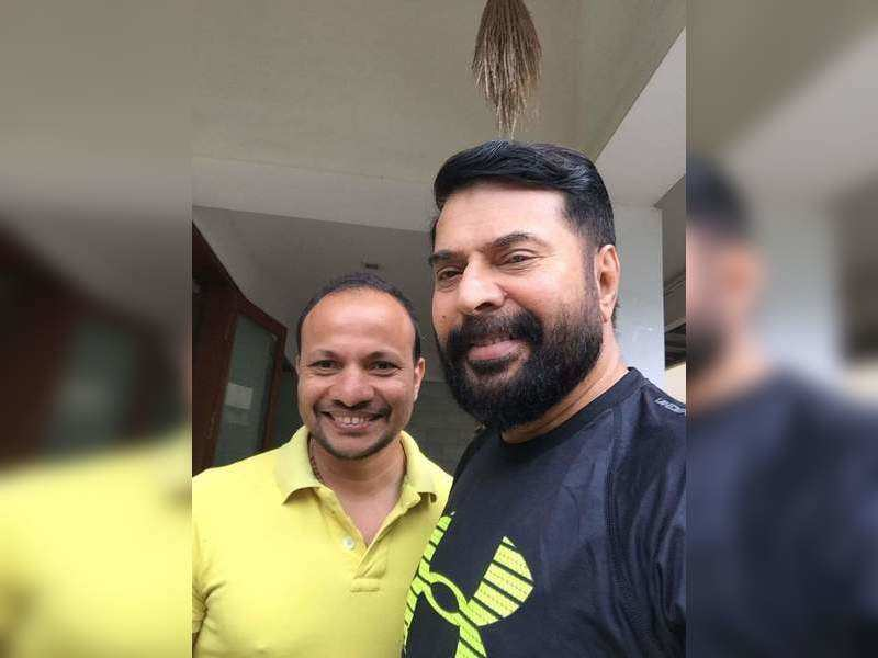 Mammootty's fitness trainer tells us about his lockdown workout regimen