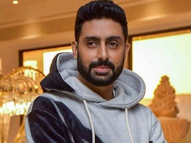 Abhishek Bachchan: I try not to take work home | Hindi Movie News - Times  of India
