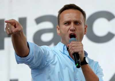 Russia's Alexei Navalny out of coma, is responsive: Hospital