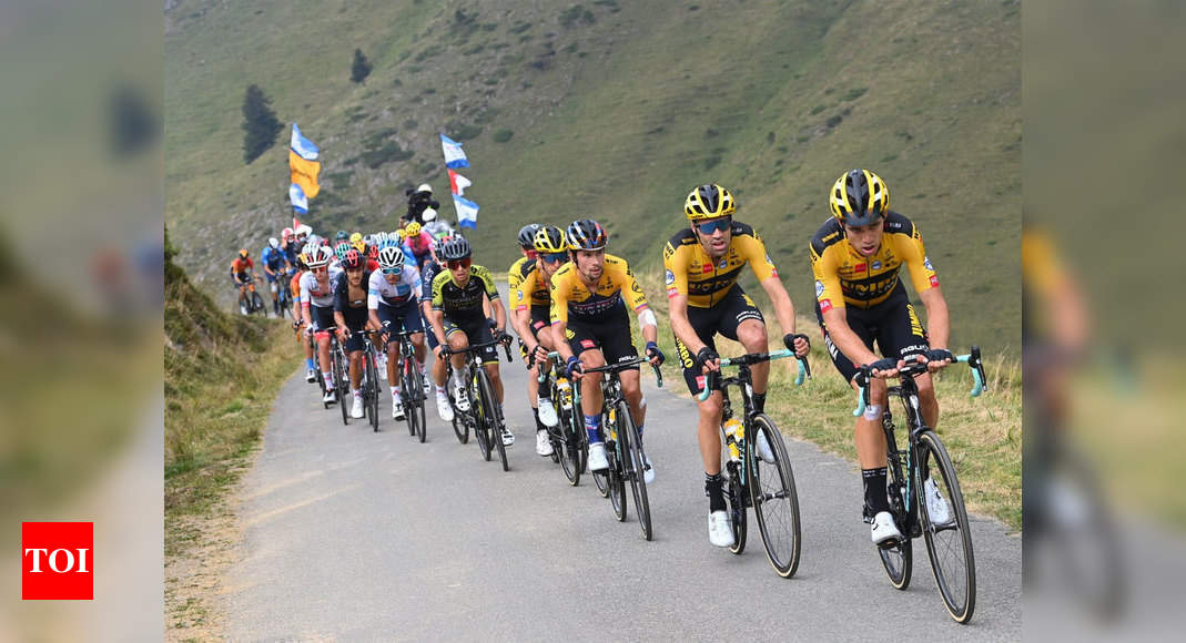 All Tour De France Riders Test Negative For Covid 19 More Sports News Times Of India