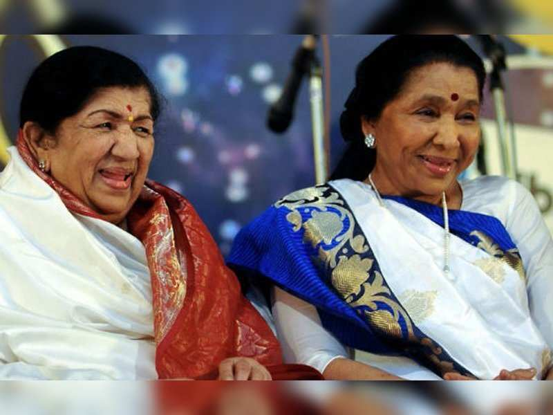 Exclusive: Asha Bhosle reacts to lifelong comparison with elder sister Lata Mangeshkar