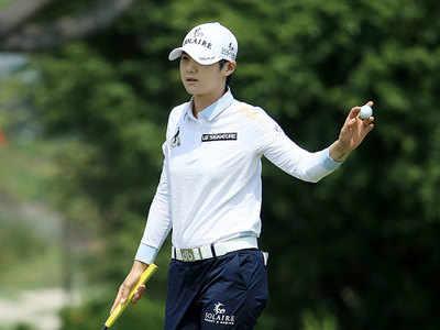 Park tempers expectations ahead of LPGA Tour return
