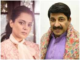 Kangana Ranaut's face-off with BMC: Manoj Tiwari says, 'Past cannot be undone!'