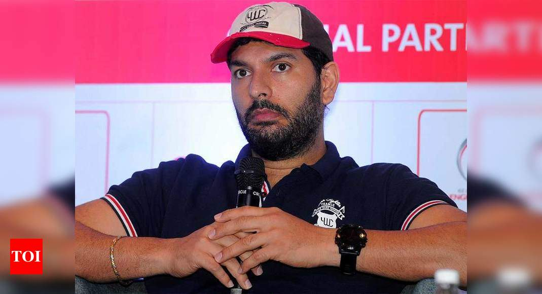 Yuvraj Singh may come out of retirement to play for Punjab - Times of India