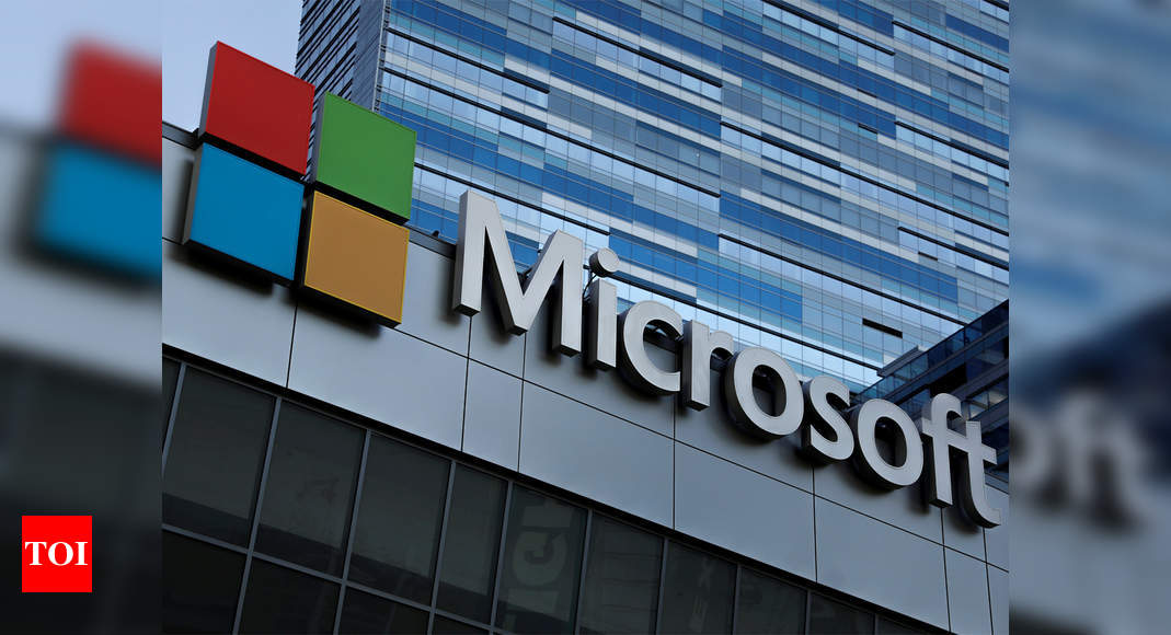 Microsoft may soon launch a budget Surface laptop, claims report – Times of India