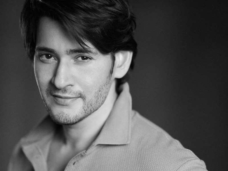 Mahesh Babu sports a whole new look as he resumes shoot for an ad