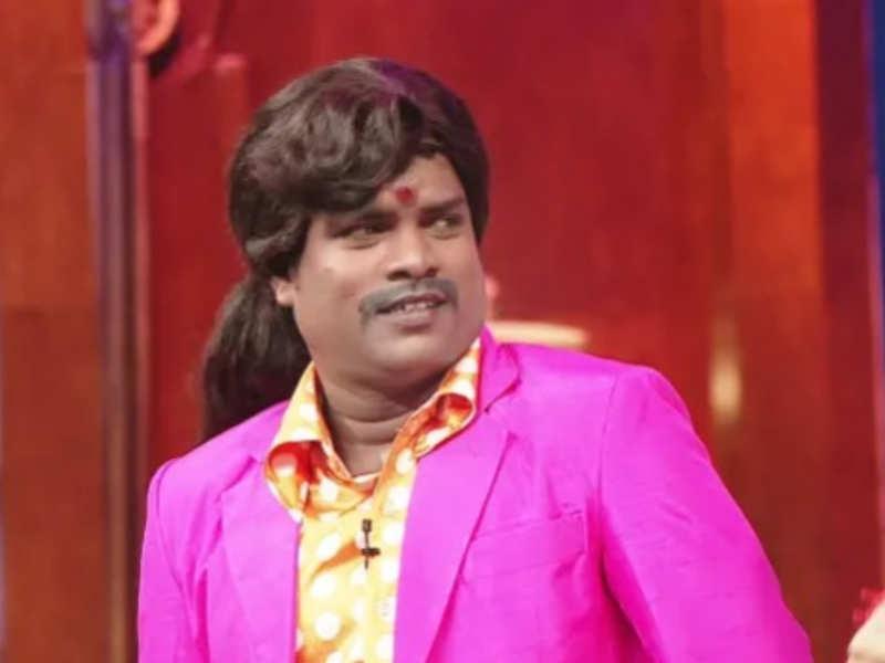 Comedian Vadivel Balaji dies due to heart attack, he was 42
