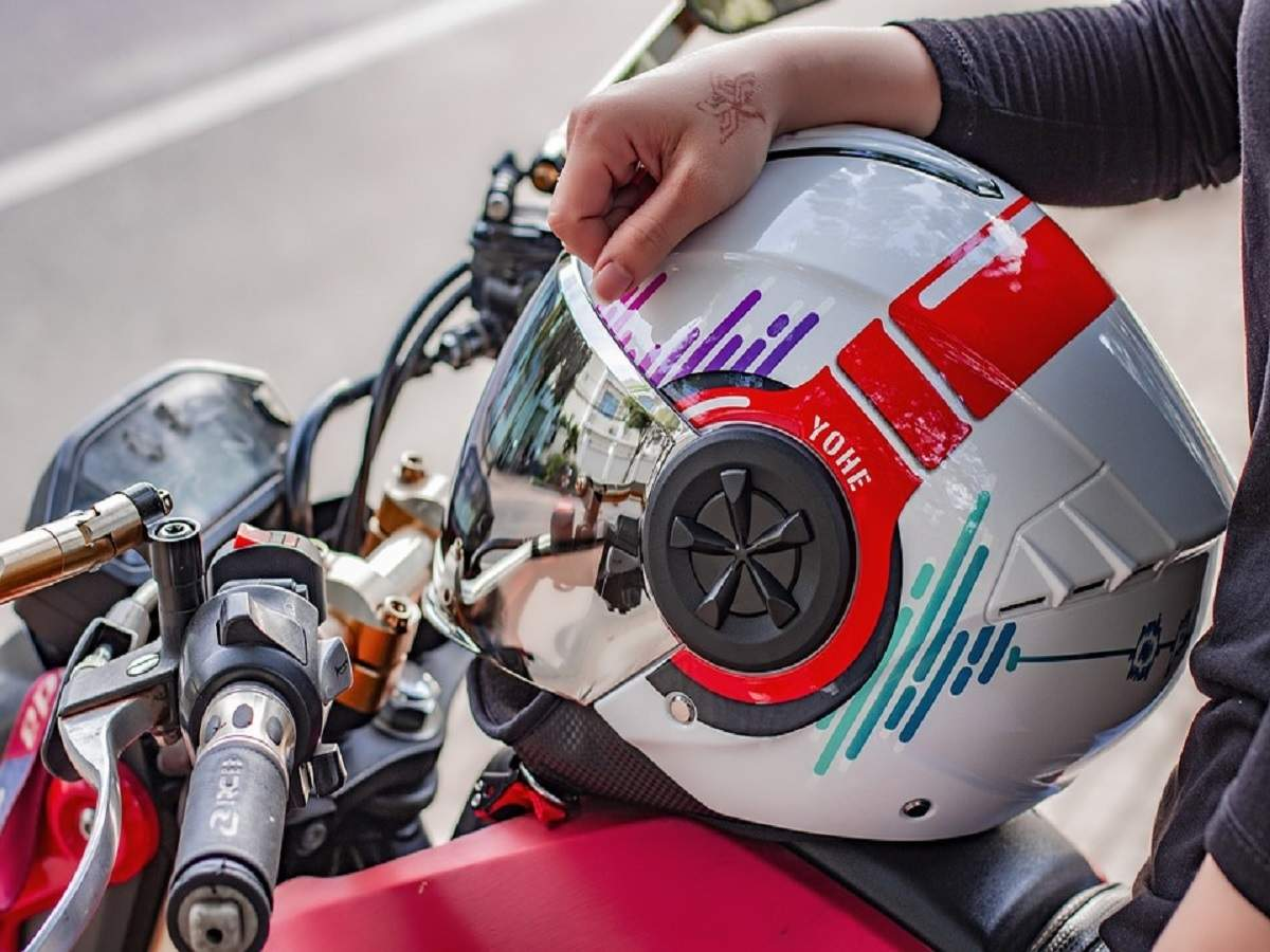 Dashing half face and open face helmets for men who love to ride | Most  Searched Products - Times of India