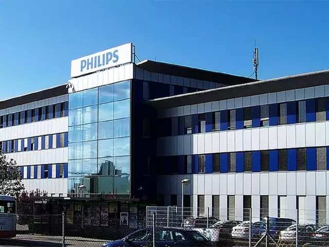 Firms eye Philips' home appliances unit in up to $3.6 billion deal: Report