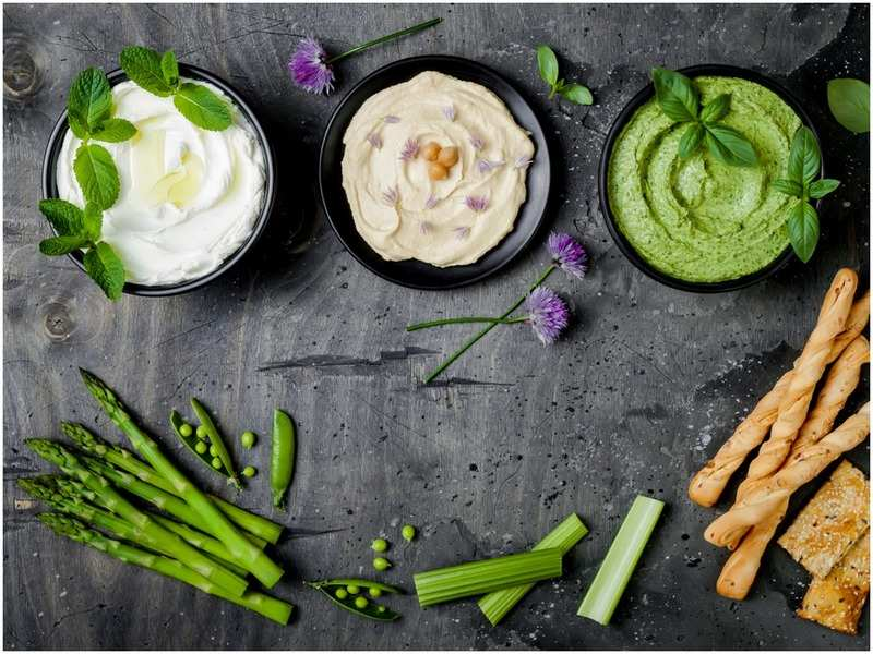 Make these creamy, delicious dips at home with ease