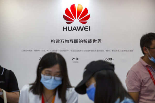 US sanctions on Huawei hit chip supply and growth, executive says