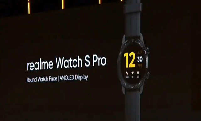 Realme Watch S Pro with 1.39-inch AMOLED display, 420mAh battery receives certification
