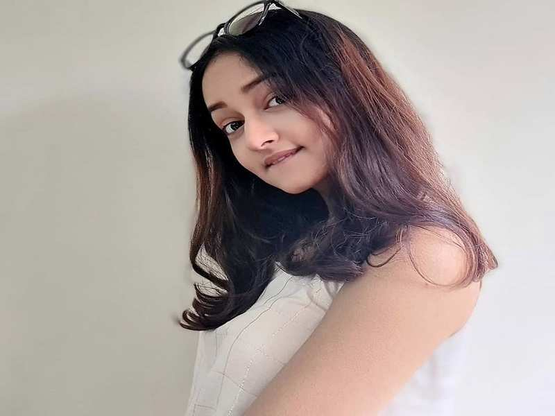 Shanvi Srivastava enjoys her time with nature