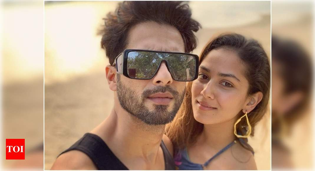 Exclusive: Mira Rajput on being happily married with Shahid Kapoor for five years | Hindi Movie News - Times of India