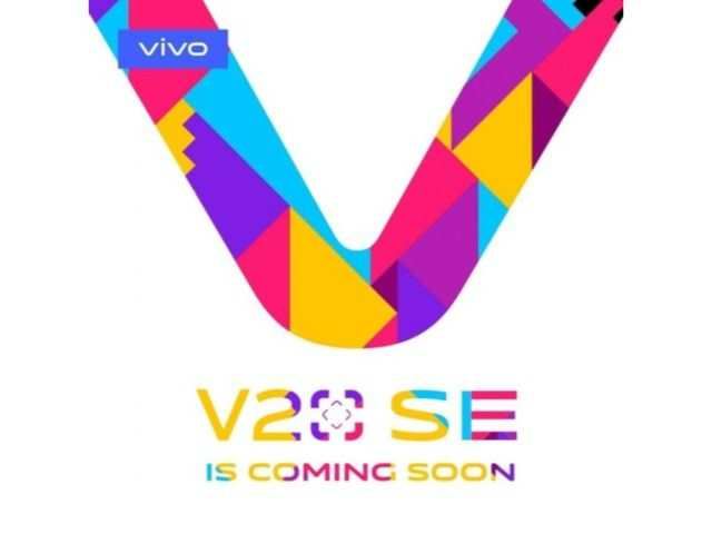 Vivo V20 SE official teaser appears online, may launch soon