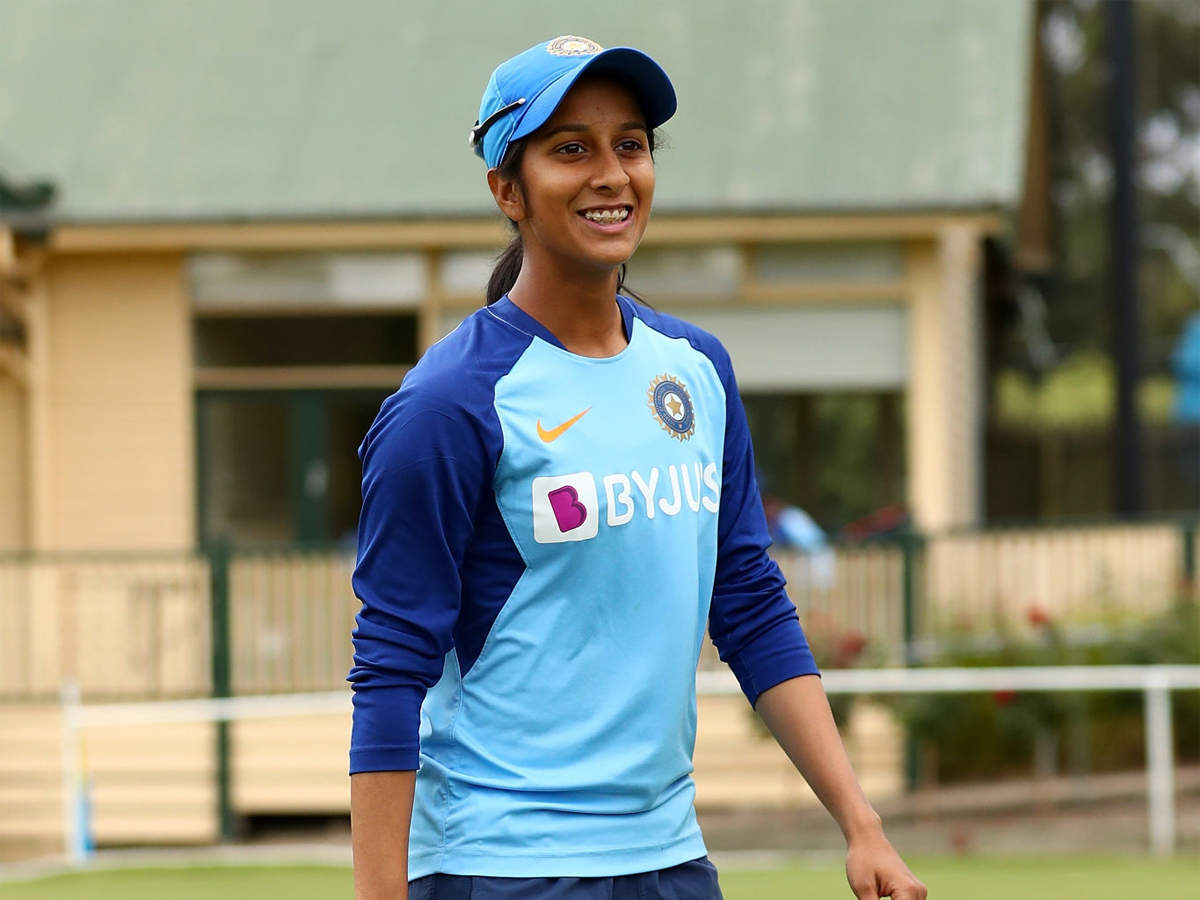Covid made me realise life's more than just cricket: Jemimah Rodrigues |  Cricket News - Times of India
