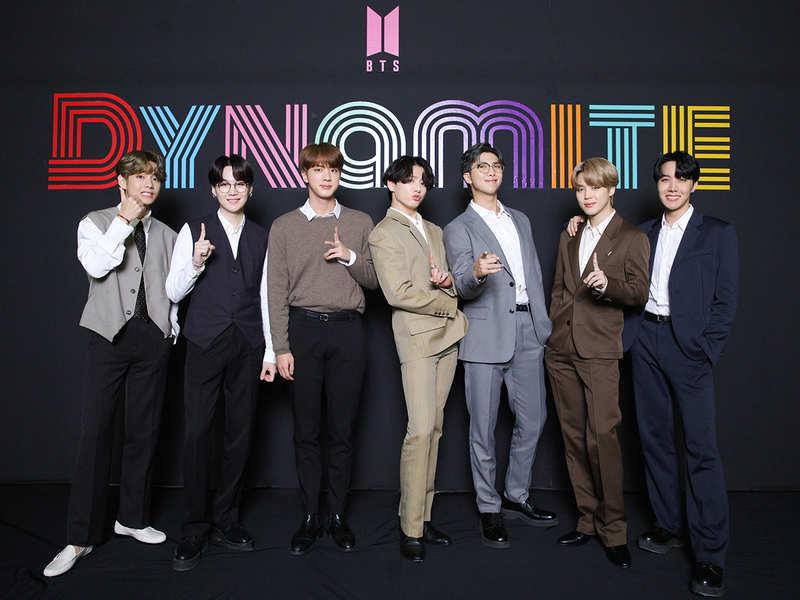 BTS sends congratulatory messages to K-Pop contest finalists(credit/Big Hit Entertainment)