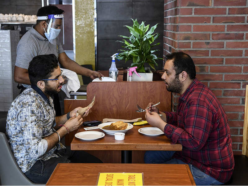 A recent survey reveals that Delhi scores highest in terms of restaurant reservation volumes followed by Bengaluru and Kolkata (photo for representational purposes)