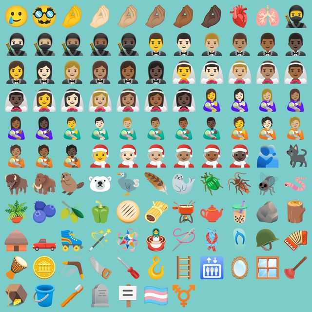 Android users will soon get 117 new emojis