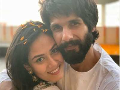 5 times Shahid expressed his love for Mira