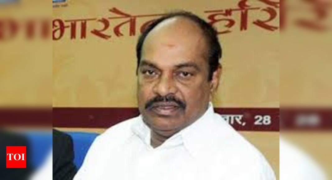 FEMA violation: ED seizes DMK MP S Jagathrakshakan's properties - Times of India