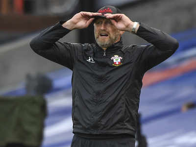Ralph Hasenhuttl hails better use of VAR in Southampton defeat by Palace