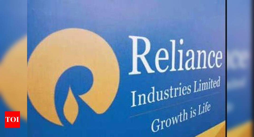 Powered By Ril Valuation Of Four Of Top 10 Firms Soars By Rs 3 Lakh Cr Times Of India