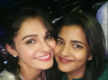 Andrea Jeremiah and Aishwarya Rajesh show off delicious cake from their baking session