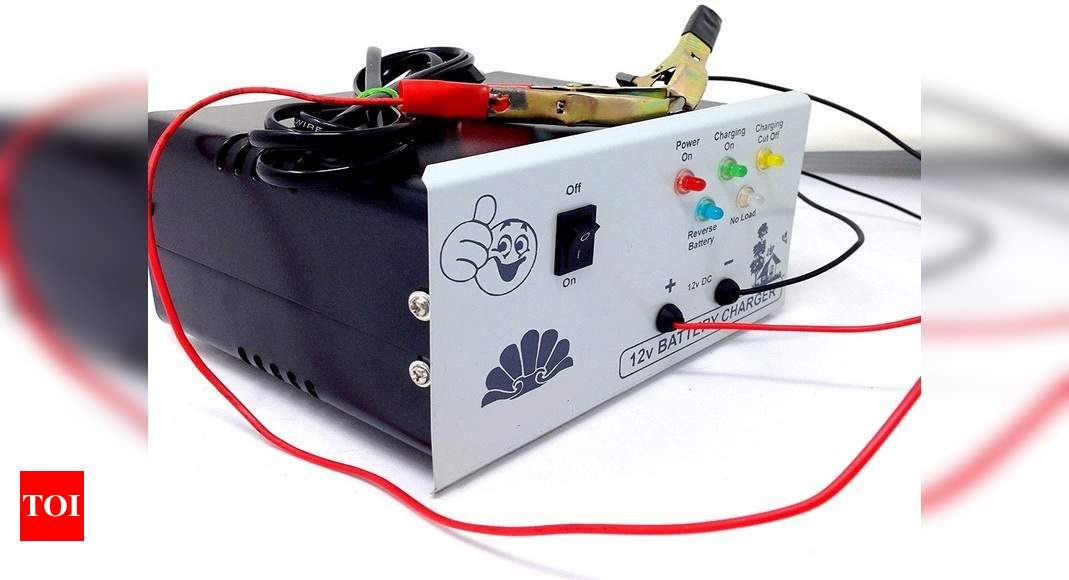 Car Battery Chargers Finest Car Battery Chargers For Reliable Performance Most Searched Products Times Of India