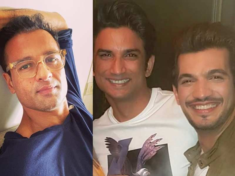 Arjun Bijlani and Rohit Roy remember Sushant Singh Rajput for all his 'goodness' on his third month death anniversary
