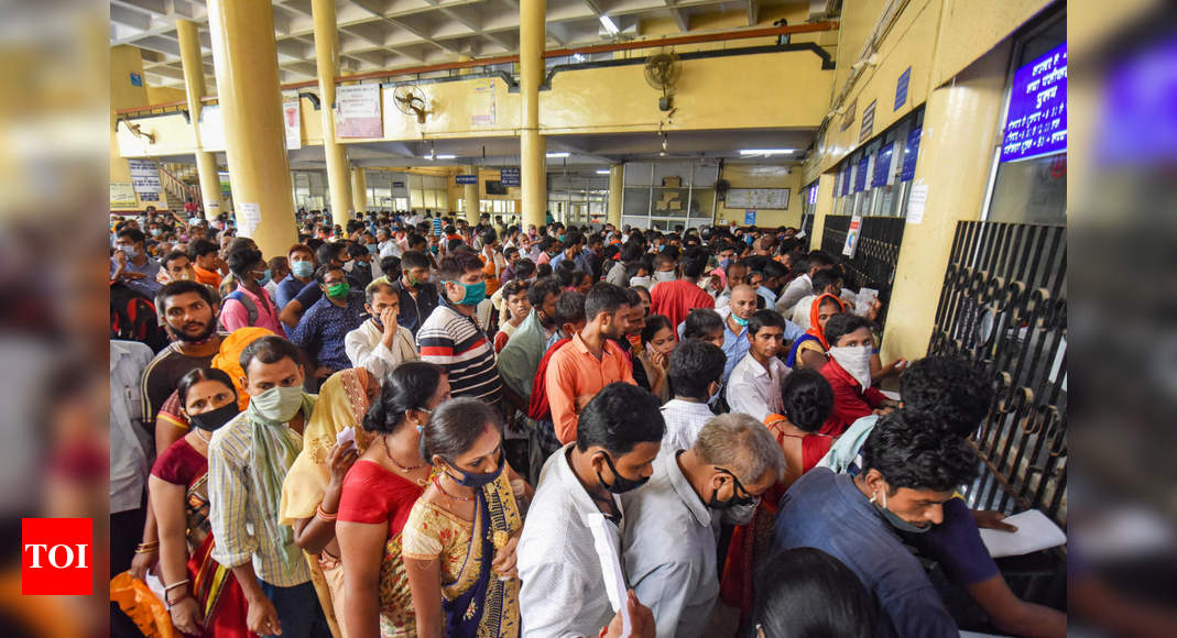 Covid-19 roundup: Cases in India cross 48-lakh mark; world sees highest single-day spike & more - Times of India