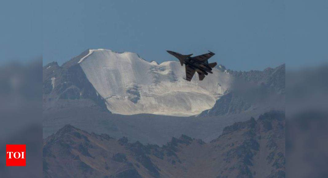 'Situation at E Ladakh friction points unchanged'