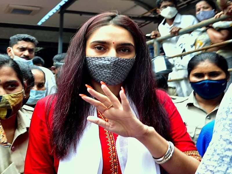 Sandalwood drug scandal: Ragini Dwivedi to spend 14 days at central jail as undertrial