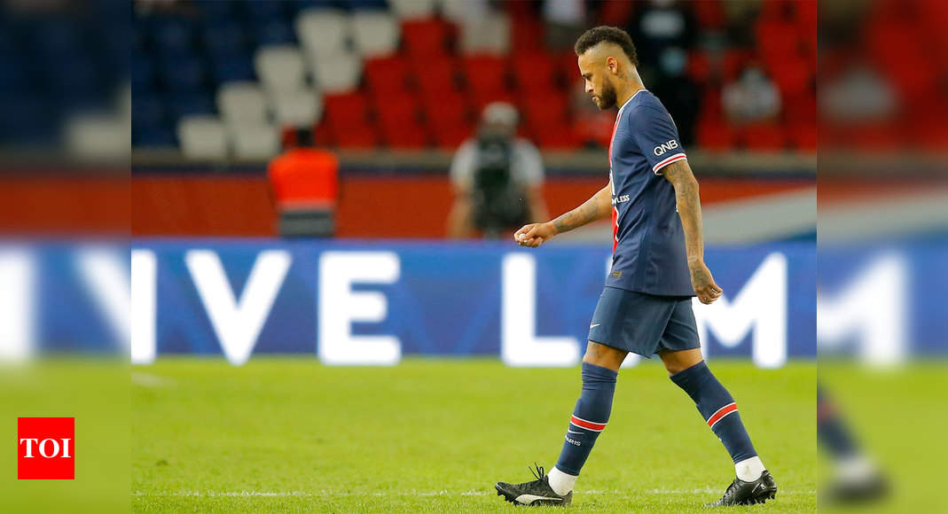 'I acted like a fool' Neymar regrets Marseille Red card