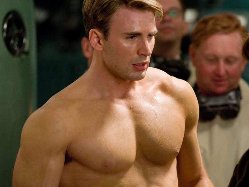 Photo: Captain America moive still